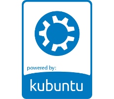 Powered by Kubuntu